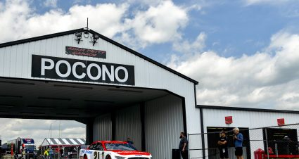 Menard Qualifies 14th At Pocono