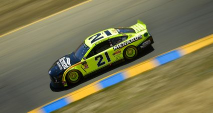 Menard Qualifies 24th At Sonoma