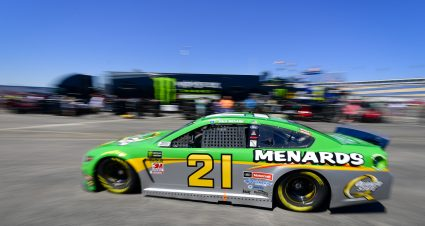Menard Qualifies 14th For Quaker State 400 At Kentucky
