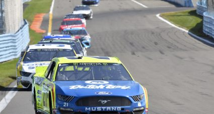 Menard Finishes 18th At The Glen
