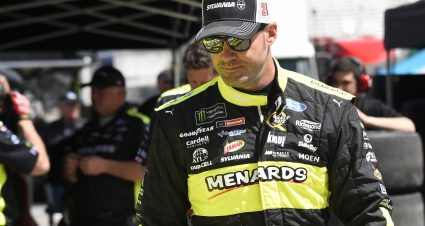 Paul Menard to Retire from Full-Time Cup Series Racing After 2019 Season