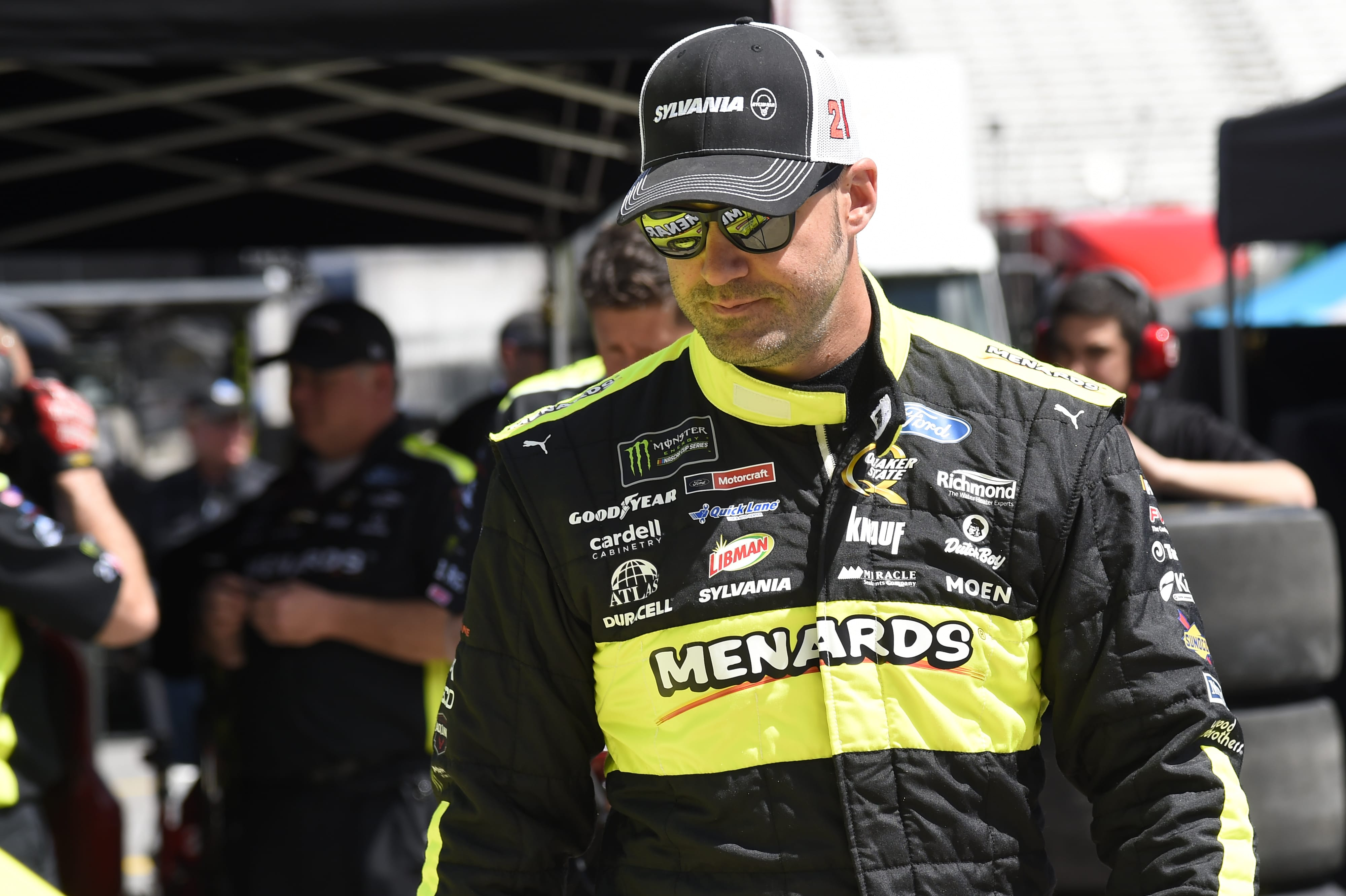 Paul Menard to Retire from Full-Time Cup Series Racing After 2019 Season - Wood Brothers