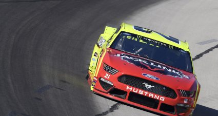 Menards/Jack Links Team Focused On Sunday Speed At Texas