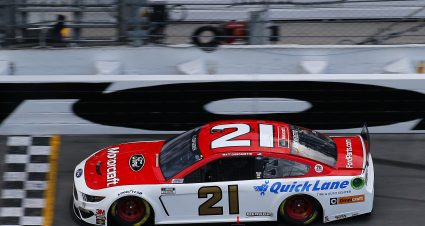Motorcraft/Quick Lane Team Ready To Wrap Up  Memorable Speedweeks At Daytona