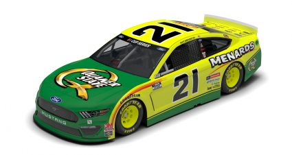 No. 21 to Carry Quaker State Colors at Kentucky