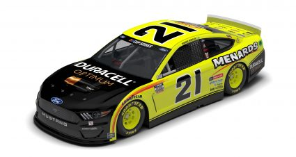 Menards/Duracell Team Ready To Roll At Vegas