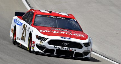 Martinsville Up Next for Motorcraft/Quick Lane Team