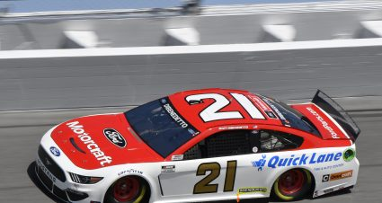 DiBenedetto, Motorcraft/Quick Lane Team Return to Daytona Road Course