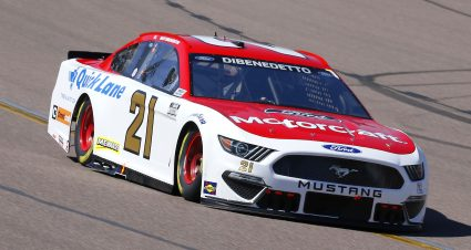 DiBenedetto/Motorcraft Team to Honor the Late Bernece Wood at Martinsville